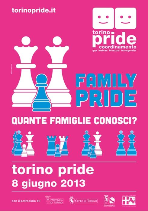 TORINO PRIDE 2013 - Manifesto
